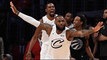 LeBron, Durant in 35-player US Olympic basketball team pool
