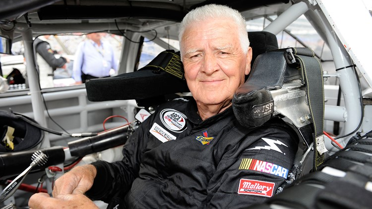 James Hylton is not a household name for modern-era stock car racing fans but he built a legendary career as an iconoclast driver and team owner.