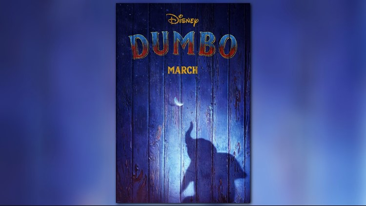 'Dumbo' is due in theaters in March 2019.