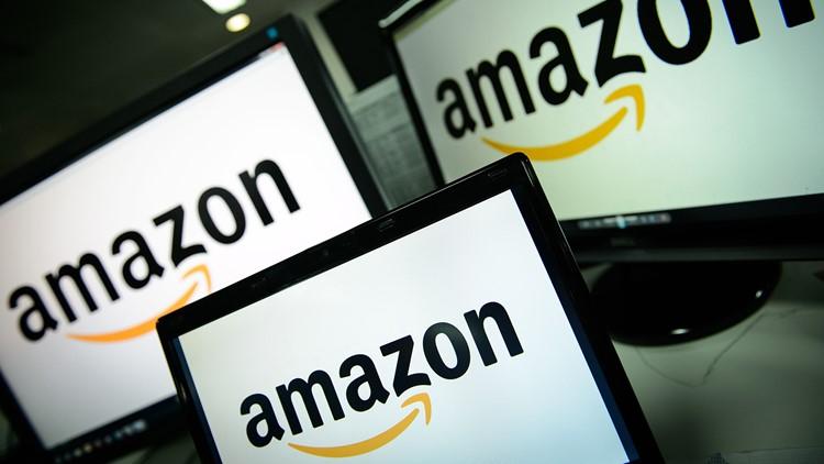Amazon becomes nation's second public trillion-dollar company