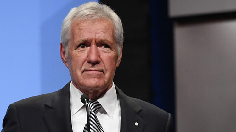 Alex Trebek Imagines Life Without 'Jeopardy' And Who Could Take His Place