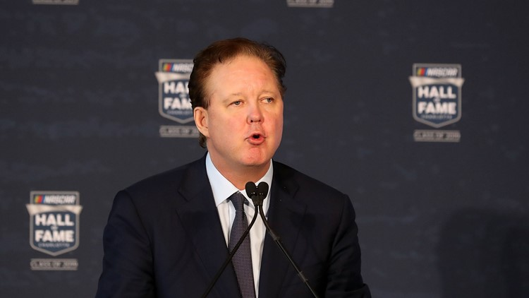 NASCAR CEO arrested for oxycodone possession, DWI