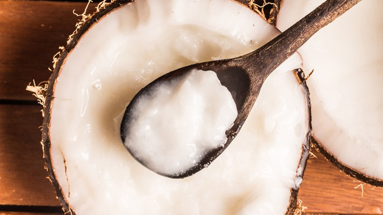 Coconut oil Thinkstock