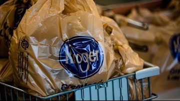 Kroger to ban plastic bags by 2025, will transition to reusable bags