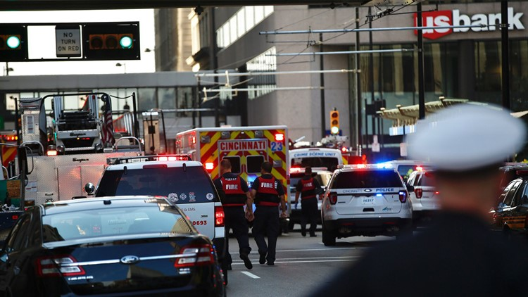 Several Dead After Shooting in Downtown Cincinnati