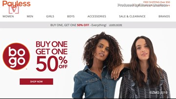 Payless Shoes To File For Bankruptcy; Set To Close All Stores