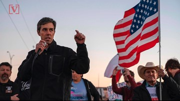 Beto O'Rourke Says He Wouldn't 'Finish the Wall,' He'd 'Take the Wall Down'