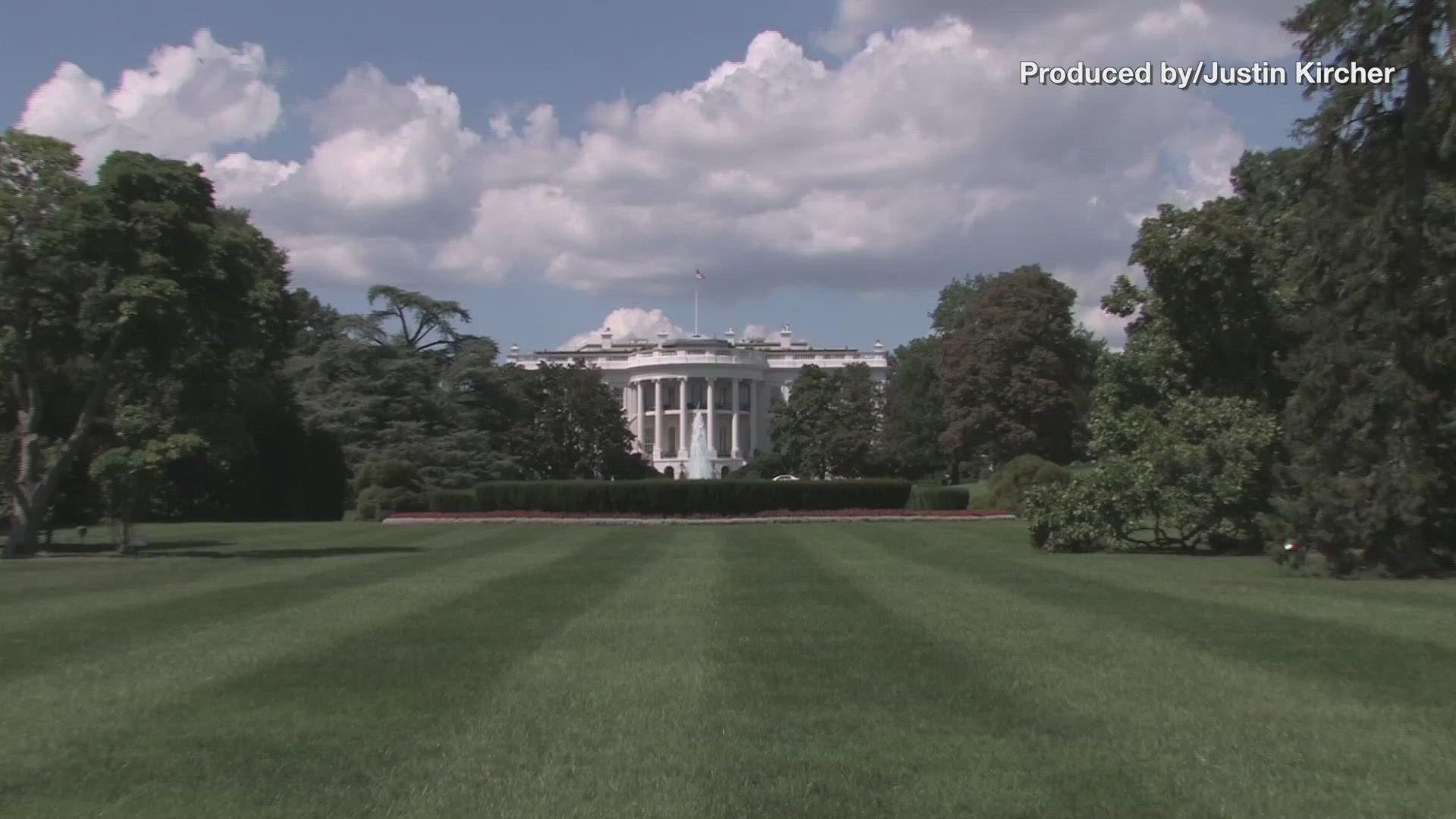 Melania Trump Announces Rose Garden Renewal Efforts Kare11 Com