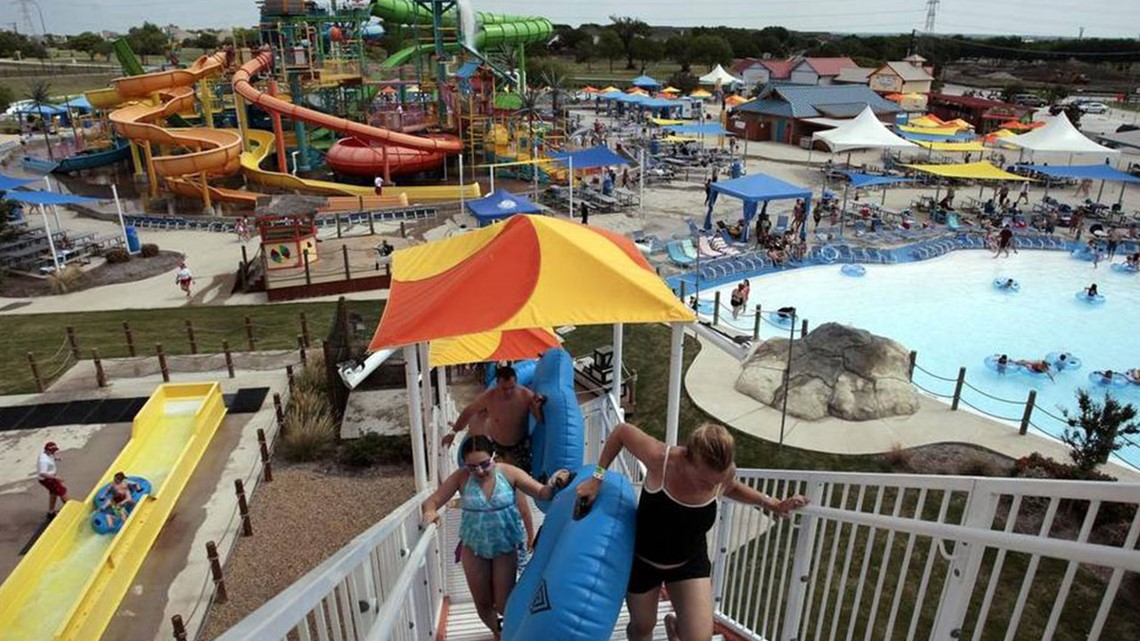 Some North Texas water parks are still open this summer ...
