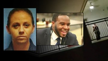 Here's what Dallas cop Amber Guyger said happened right before she shot Botham Jean