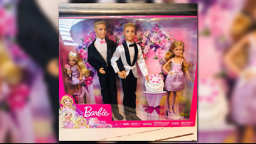 Couple to work with Mattel on same-sex couple Barbie set