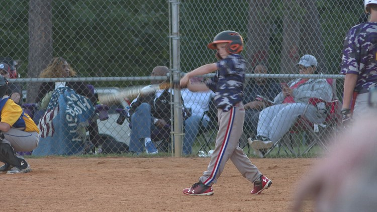 11-Year-Old Machete-Swinging Baseball Star Takes on Suspected Burglar