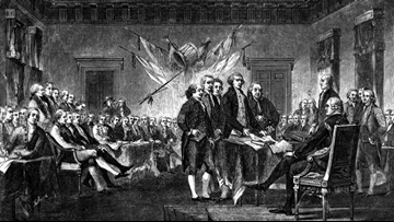 Remembering the friendship of founding fathers John Adams and Thomas Jefferson on July 4