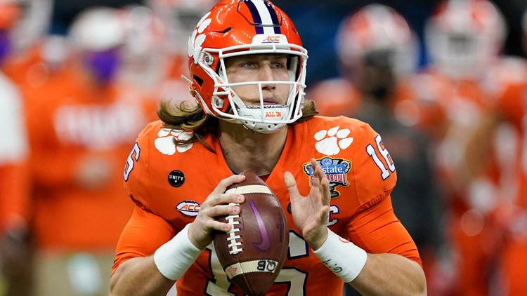 The ultimate NFL mock draft for 2021: who will your team pick?