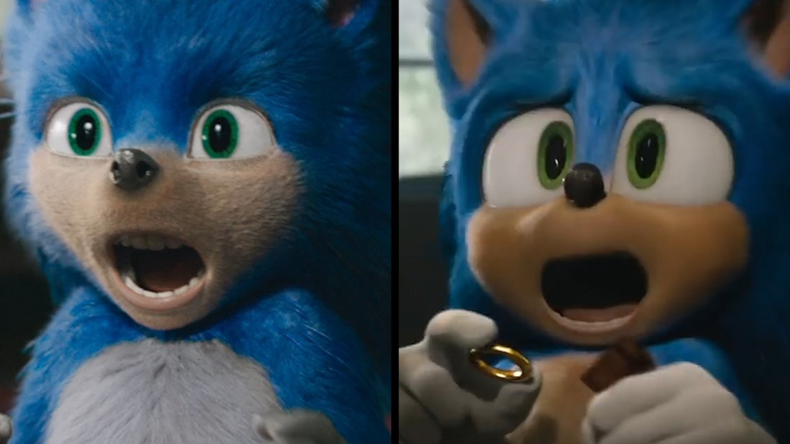 The Sonic The Hedgehog Movie Tries Again With A New Trailer And People Finally Like It Kare11 Com