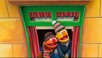 'Sesame Street' writer says Bert & Ernie are gay