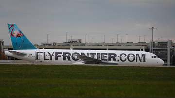 Frontier Airlines letting kids 14 and under fly free
