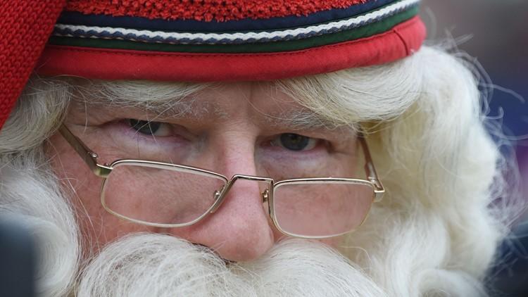 Gender neutral Santa? Survey asks if St. Nick is ready for rebranding