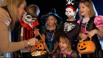Any trick-or-treaters over 12 can be sent to jail, fined in some Virginia towns
