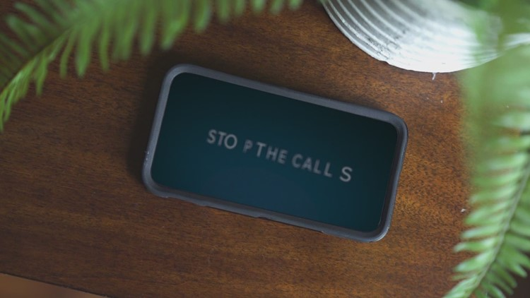 We bought 16 new cellphones, and most started getting robocalls before we even used them