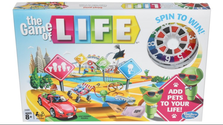 Life Adds Pets To Your Family In New Board Game Edition Kare11 Com