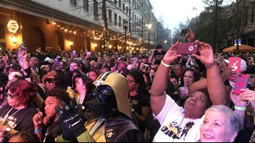 New Orleans rejects Super Bowl with half the rating of 2018 game