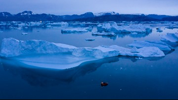 How much ice is Greenland losing this summer? Enough to flood Pennsylvania